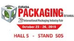 EURASIA PACKAGING Istanbul 2019, 23-26 October